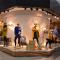Cách chọn đèn led trang trí shop quần áo nổi bật A đến Z