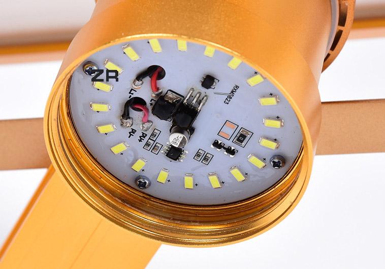 Chip vận hành đèn sân vườn năng lượng mặt trời