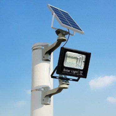 Đèn led năng lượng mặt trời JD