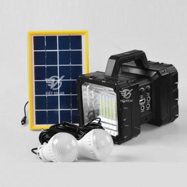 bộ đèn xách tay năng lượng mặt trời