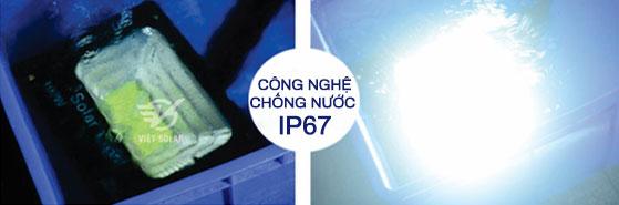 công nghệ chống nước ip67