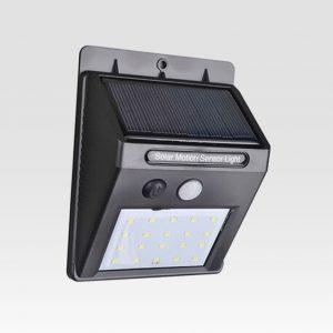 đèn cảm biến năng lượng mặt trời 4w