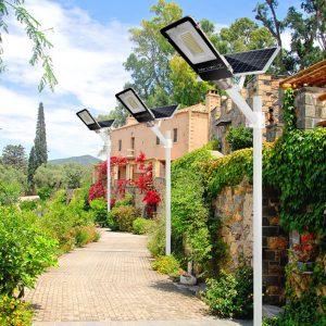 đèn năng lượng mặt trời JD 6650 5