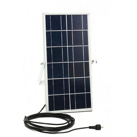 Pin cho quạt năng lượng mặt trời