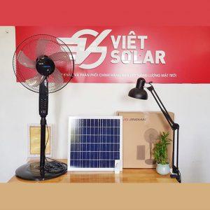 Quạt năng lượng mặt trời chính hãng