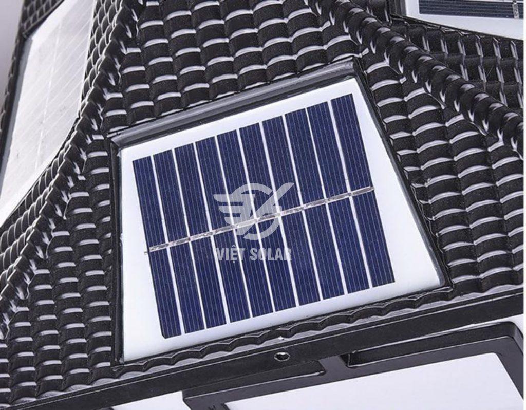 Đèn năng lượng mặt trời trụ cổng SV01