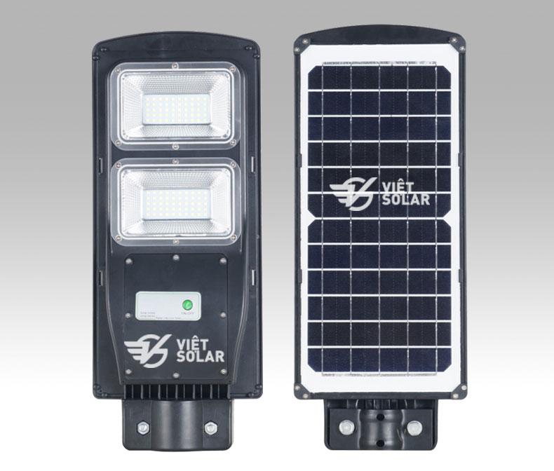Đèn đường năng lượng mặt trời thế hệ mới 2020