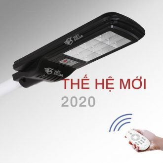 đèn led pha năng lượng mặt trời thế hệ mới 2020