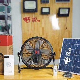Quạt năng lượng mặt trời JD 2020 Viet Solar