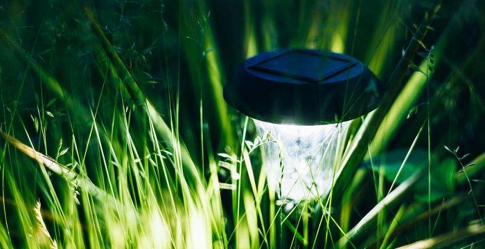 Đèn năng lượng mặt trời Solar Light sân vườn