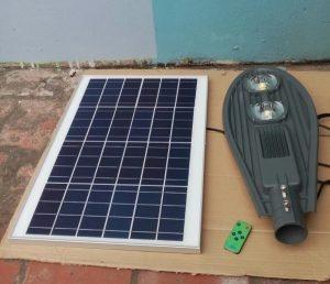 Đèn led năng lượng mặt trời giá rẻ